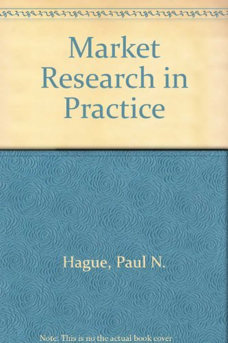 9780749404352: Market Research in Practice
