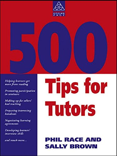 9780749409876: 500 Tips for Tutors (Teaching and Learning in Higher Education)