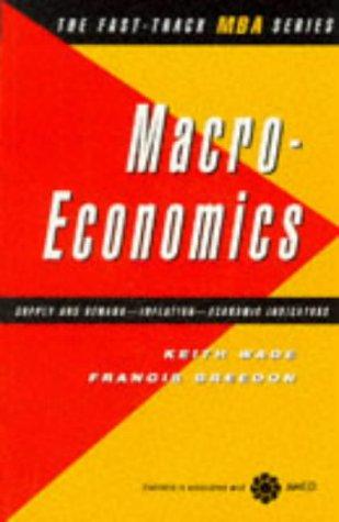 9780749411732: Macroeconomics