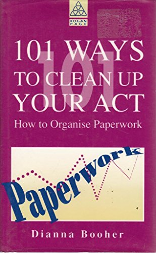 9780749413590: 101 Ways to Clean Up Your Act