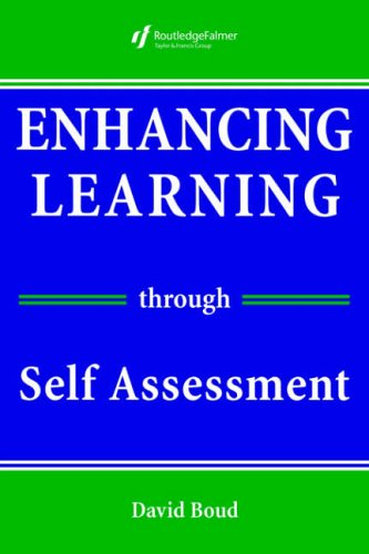 9780749413682: Enhancing Learning Through Self-assessment