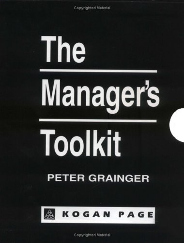 9780749415235: The Manager's Toolkit (Manager's Toolkit S.)