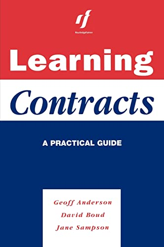 9780749418472: Learning Contracts: A Practical Guide