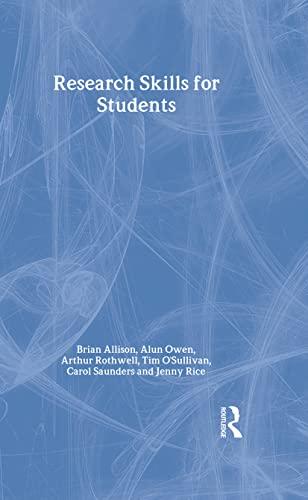 research skill