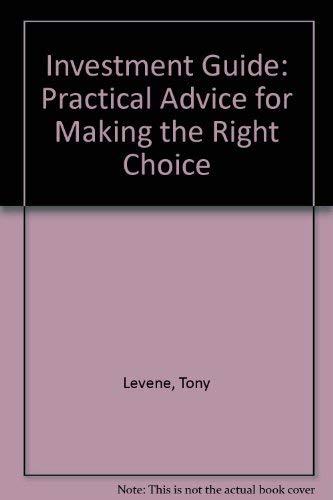 9780749420154: The Daily Express Investment Guide: Practical Advice for Making the Right Choice (Daily Express Guides)