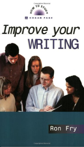 9780749423476: Improve Your Writing (How to Study)