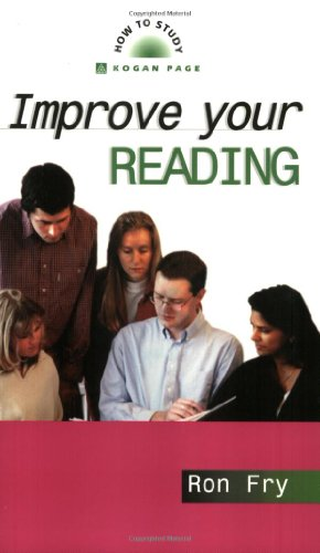 9780749423483: Improve Your Reading (How to Study)
