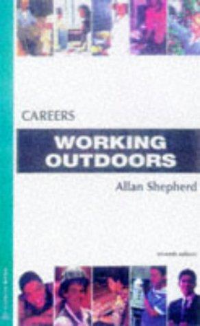 Careers Working Outdoors: Shepherd, Allan