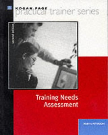 9780749425685: Training Needs Assessment (Practical Trainer)