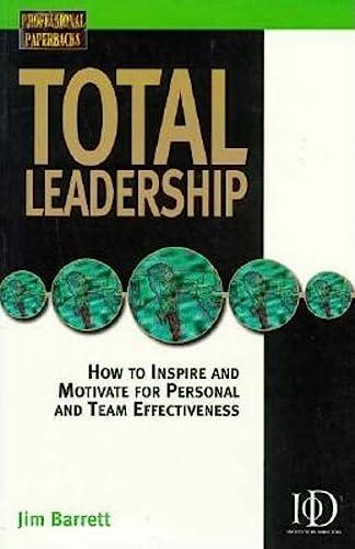 9780749425777: Total Leadership (Kogan Page Professional Paperback Series)