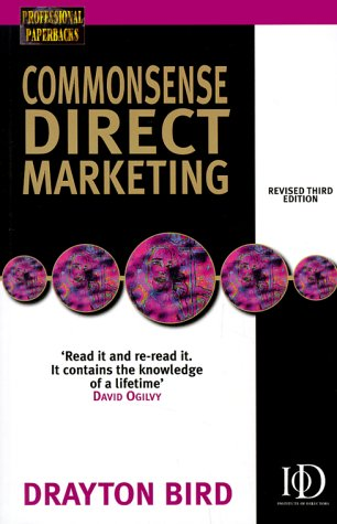 9780749425845: Commonsense Direct Marketing