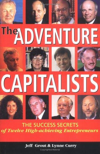 9780749426385: The Adventure Capitalists