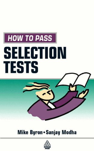 9780749426972: How to Pass Selection Tests: Essential Preparation for Numerical Verbal Clerical and IT Tests (Testing Series)