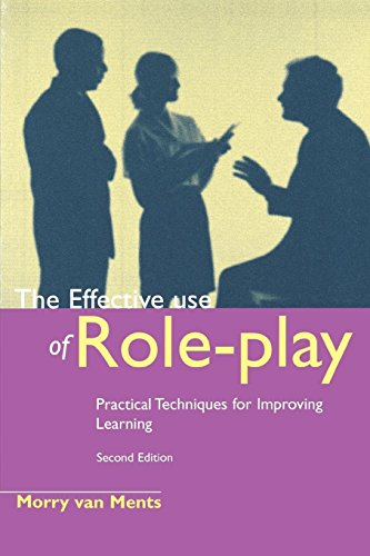 9780749427993: The Effective Use of Role Play