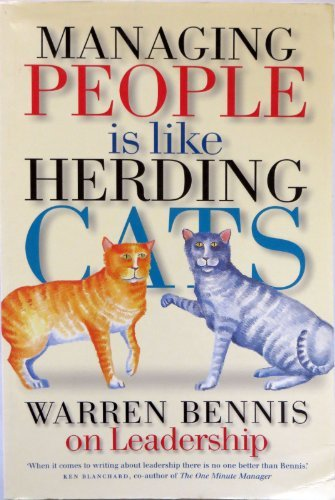 9780749428495: Managing People Is Like Herding Cats /