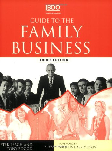 9780749429034: BDO Stoy Hayward Guide to the Family Business