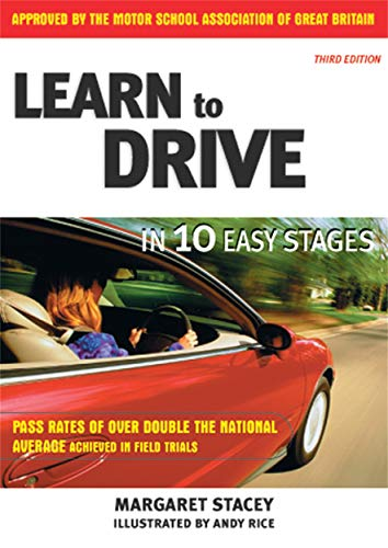 Learn to Drive in 10 Easy Stages (0749430192) by Margaret Stacey