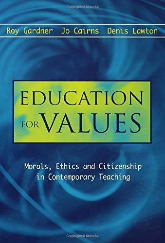 9780749430658: Education for Values