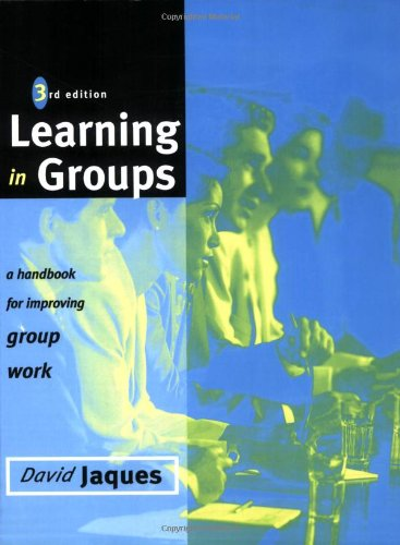 9780749430917: Learning in Groups 3rd Ed