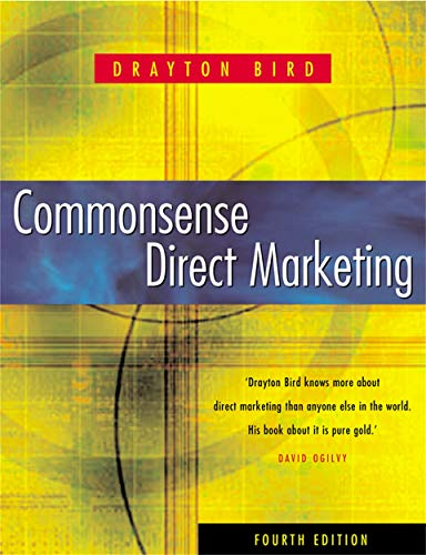 9780749431211: Commonsense Direct Marketing