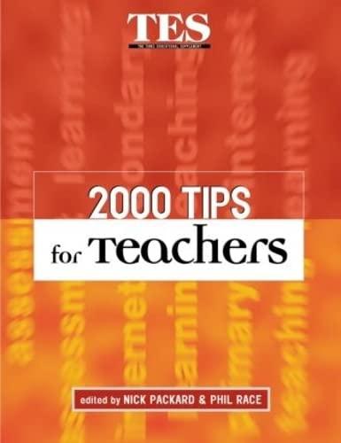 2000 Tips for Teachers: Race, Dr Phil,