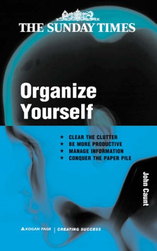 9780749432614: Organise Yourself (Creating Success)