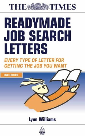 9780749433222: Readymade Job Search Letters: All the Letters You Need for a Successful Job Hunt