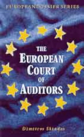 9780749433383: European Court Auditors: The Financial Conscience (European Dossier)
