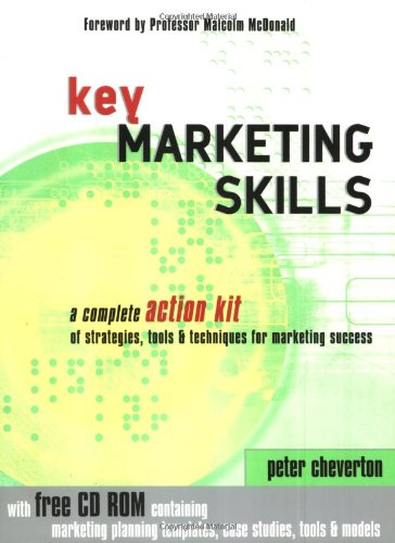 KEY MARKETING SKILLS (Plus CD-ROM)