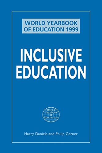 9780749434540: Inclusive Education (World Yearbook of Education)