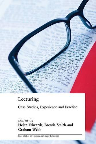 9780749435196: Lecturing: Case Studies, Experience and Practice (Case Studies of Teaching in Higher Education)