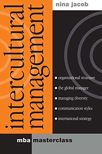 9780749435820: Intercultural Management: MBA Masterclass