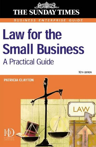 9780749436148: Law for the Small Business
