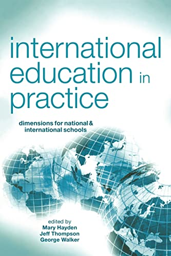9780749438357: International Education in Practice: Dimensions for Schools and International Schools