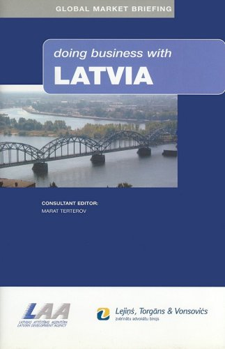 9780749438425: Doing Business with Latvia (Global Market Briefings Series)