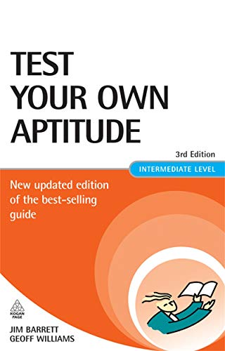 9780749438876: Test Your Own Aptitude (Updated) (Testing Series)