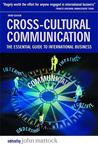 9780749439224: Cross-cultural Communication: The Essential Guide to International Business