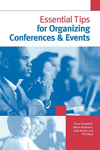 9780749440398: Essential Tips for Organizing Conferences and Events