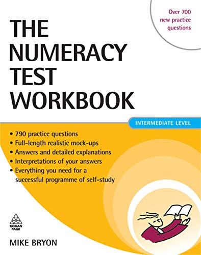 9780749440459: The Numeracy Test Workbook