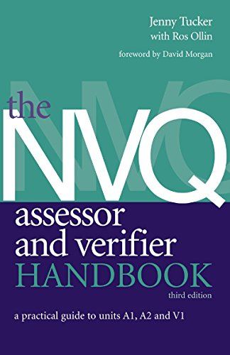 9780749440473: The NVQ Assessor and Verifier Handbook