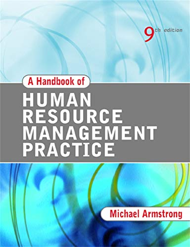 9780749441050: A Handbook of Human Resource Management Practice