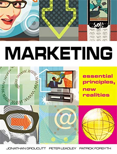 9780749441142: Marketing: Essential Principles, New Realities