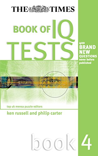 9780749441678: Times Book of IQ Tests (Bk. 4)