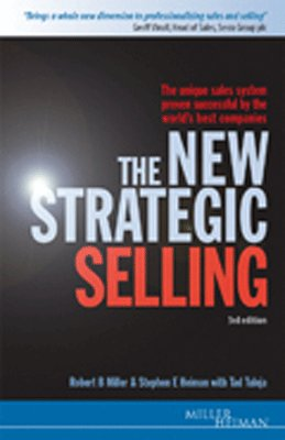 9780749442361: THE NEW STRATEGIC SELLING