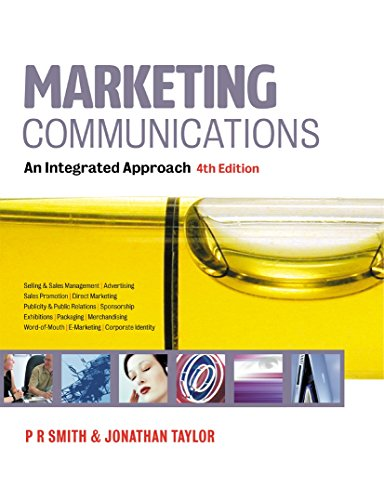 9780749442651: Marketing Communications: Integrating Offline and Online with Social Media: An Integrated Approach