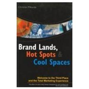 9780749443320: Brand Lands, Hot Spots Cool Spaces