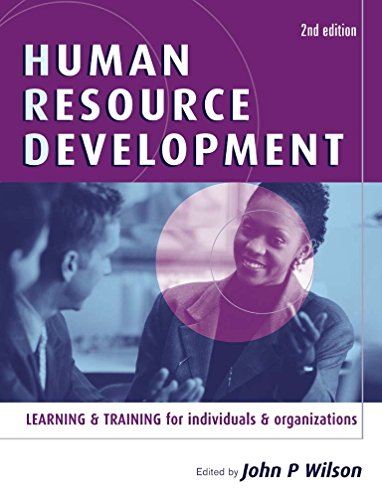 9780749443528: Human Resource Development: Learning & Training for Individuals & Organizations