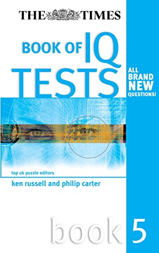 9780749443917: The Times Book of IQ Tests, Book 5 (Bk. 5)