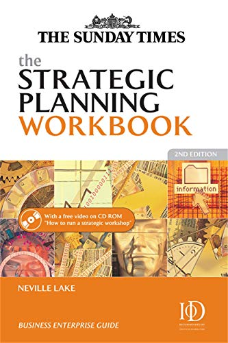 9780749445096: The Strategic Planning Workbook (Business Enterprise Series)