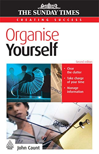 9780749445508: Organise Yourself (Creating Success)